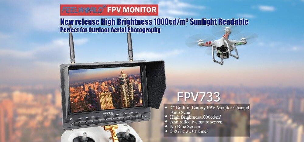 fpv 5.8ghz monitor