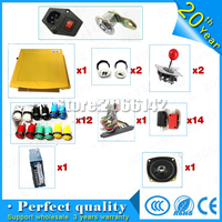 999 in 1 box 5 999in1 PCB board CGA&VGA output with jamma wire harness joystick buttons coin acceptor