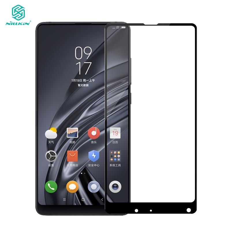 Für Xiaomi Mi Mix 3 Gehärtetem Glas Mi Mix 2S Glas Nillkin CP + 2.5D Volle Abdeckung Screen Protector Für Mix2 Mix3