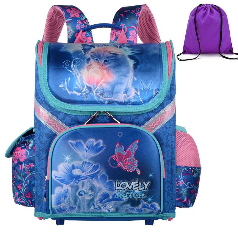 813e2c6841f0 Dropwow GCWHFL Girls School Backpacks Children School Bags ...
