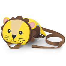 Anti-Lost Walking Learning Strap Cute Cartoon 3D Animal Kids Backpack Harnesses Toddler Strap Walking Bag Safety Wristbands