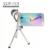 Ssriver 12x zoom óptico telescope camera lens + tripé + case capa voltar telefone lente zoom de 12x para samsung galaxy s6 edge g9250