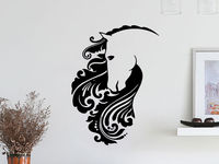 Wall Decal Sticker Mustang Horse Animal Vinyl Home Decor Bedroom Nursery