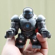 Building Blocks Super Heroes Avengers Iron Man Hulk Buster Iron Monger Whiplash Figures For Children Collection Toys Decool цена 2017