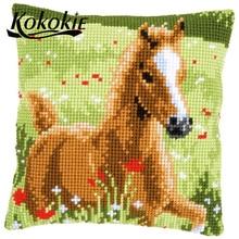 3d Embroidered mats knitting needles kit for cross