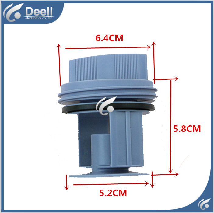 Laundry Appliance Parts Washing Machine Parts Conscientious Washing Machine Drain Pump Filter Cap Filter Net