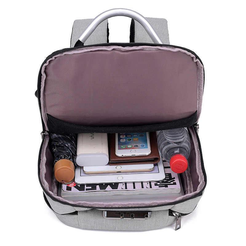 BERAGHINI мужской рюкзак с USB зарядкой, Противоугонный рюкзак, мужской рюкзак для ноутбука, модные школьные сумки, дорожная сумка, сумка для путешествий