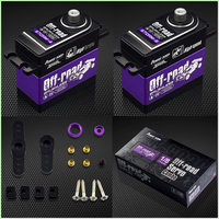 1set Power HD (STORM 4+STORM 5) Digital Servo/ The more oil 1/8 Brushless Set Free shipping