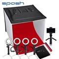 spash K60II Portable Photo Box LED Studio Light Box Softbox 60cm 3200K-9000K CRI85 Foldable Lightbox Photography Shooting Tent
