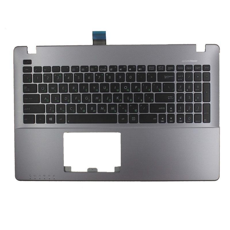 New for Asus X552 X552C X552CL X552V X552VL US Keyboard White Palmrest C Cover