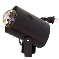 Magic Crystal Ball Led Stage Lighting Effect 110V 220V Rotate Round Cylinder Laser Projector LED Disco