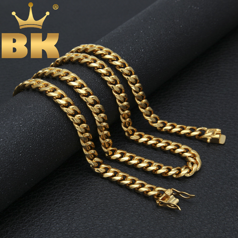 THE BLING KING Solid Clasp...