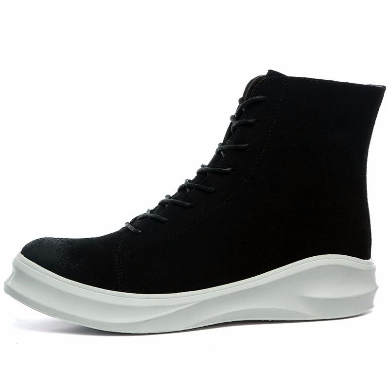 men footwear hot sale2016 shoes luxury brand espadrilles designer high top driving warm moccasins fur casual flats shoes for men (2)