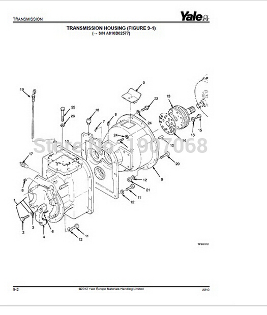 725dt6 2009 wiring diagram