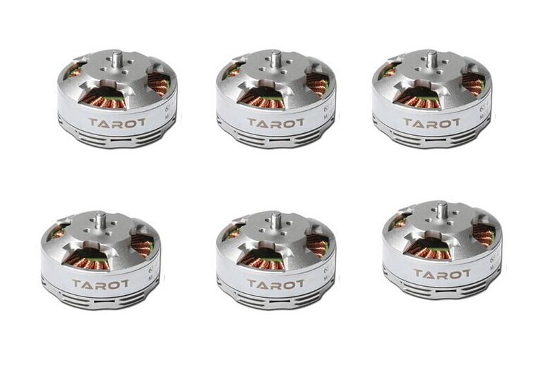 4/6 Pcs Tarot 6 s 380KV 4108 Brushless Moteur Multi-rotor Disque TL68P07 pour RC Multicopters Drone F10271