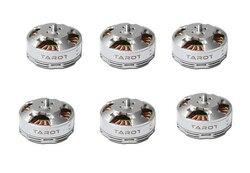 4pcs/6Pcs Tarot 6S 380KV 4108 Brushless Motor Multi-rotor Disc TL68P07 for RC Multicopters Drone