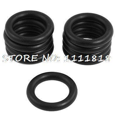 10 stück Dichtungsring O-Ring Gummi Dichtung Öldichtung 39mm x 2mm x 35mm
