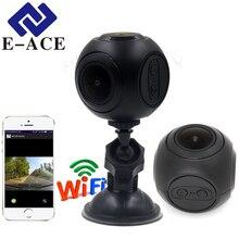 Big sale E-ACE Dashcam 2018 Russia World Cup Wifi Cam Car Camera Full HD 1080P Video Registrator Car Dvr Automotive Kamera Auto Camcorder