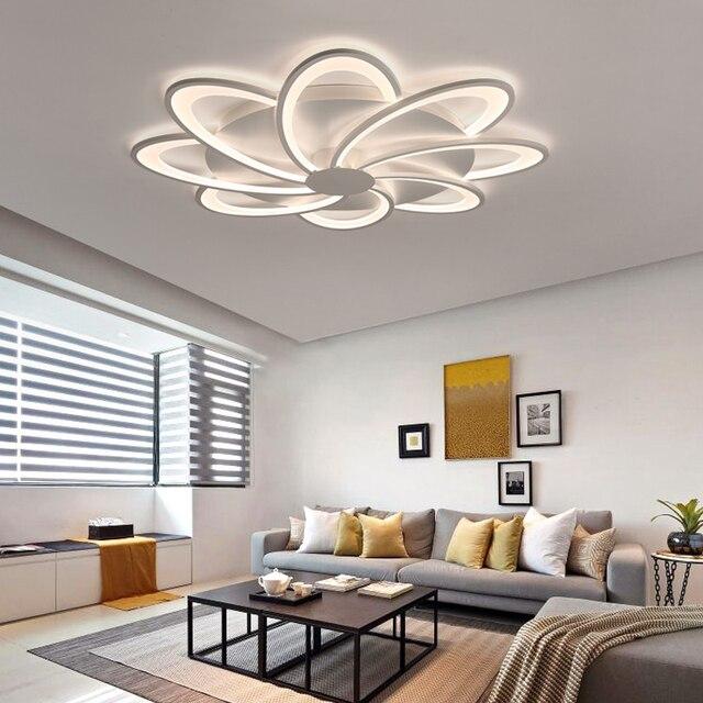 Cuican New Lustre De Plafond Moderne Ceiling Lights Led Living Bed