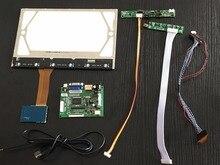 Buy online 10.1 inch IPS Raspberry Pi 3 Screen Monitor 1280*800 HD Digital LCD screen Display Auto Backing Car HDMI VGA 2 AV Banana Pi