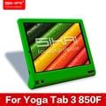 Sikai case superior anti-mancha de goma suave para lenovo yoga tab 3 case de silicona suave de la piel cubierta de shell para lenovo yoga tab 3 case