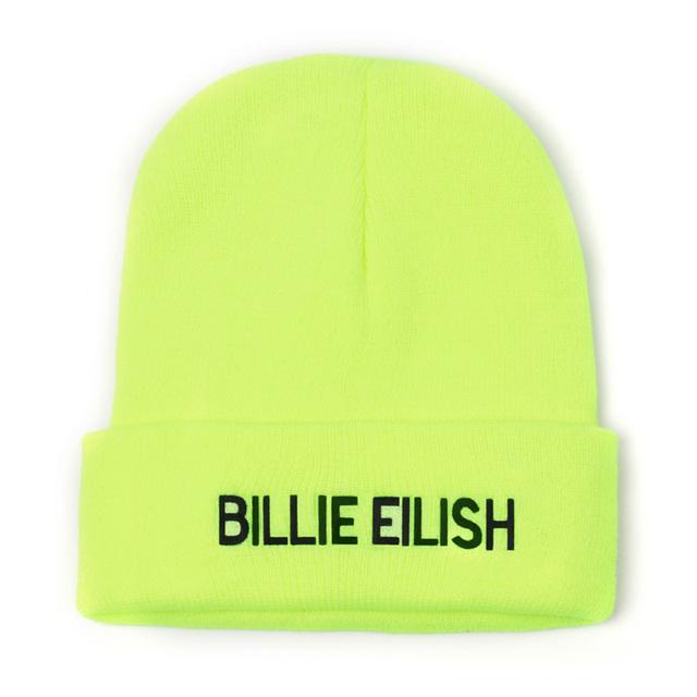 EMBROIDERY BILLIE EILISH BEANIE (14 VARIAN)