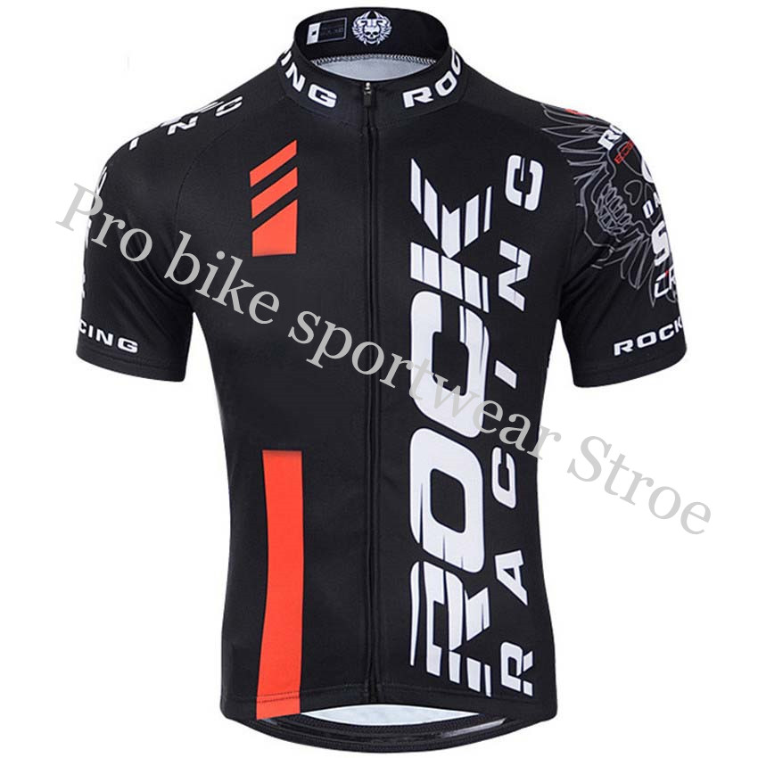 Cycling-Jersey Bicycle-Clothes Rock Short-Sleeve Mtb-Bike Ciclismo Ropa-Maillot Racing-Man