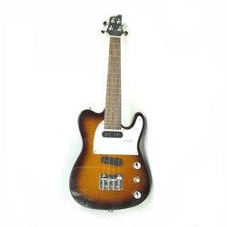 Plus Couleur Concert Électrique Ukulélé 23 Pouce Tele Mini Hawaïen Guitare 4 Cordes Ukulélé Guitarra Guitariste Musical