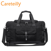 Travel Duffel Express Weekender Bag Carry On Luggage