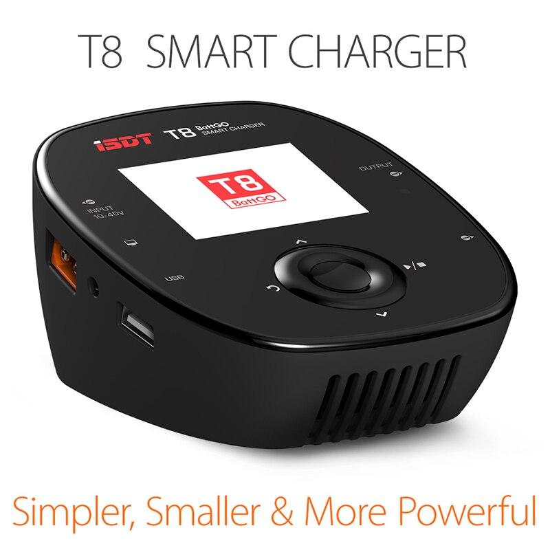 Chargeur intelligent d'équilibre de batterie d'isdt T8 BattGo 1000 W 30A pour 1-8 S Lipo batterie RC jouets pièces - 2