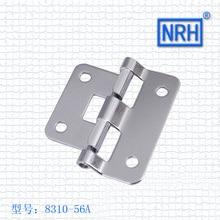 NRH8310-56 air box hinge support hinge Detachable hinge Wooden box Remove hinge Chrome plated iron