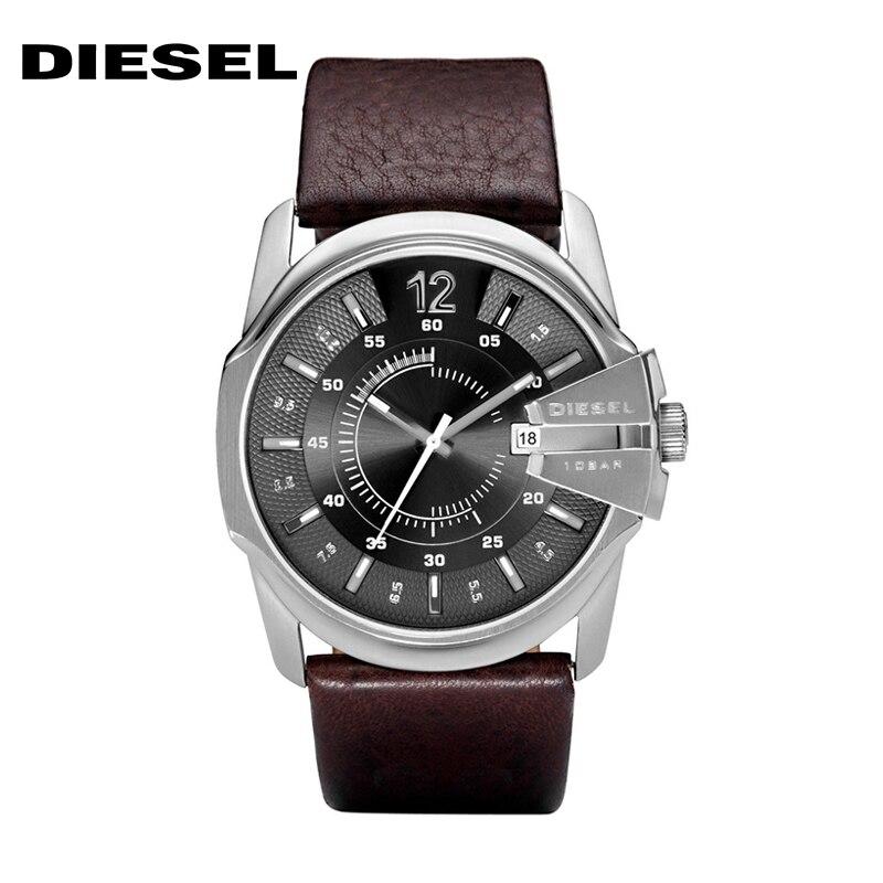 Diesel / Disai CHIEF Officer Series Gradual Date Quartz Watch - Herrklockor