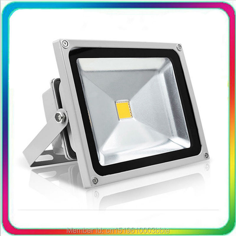 4PCS Warranty 3 Years 100-110LM/W DC12V 24V 50W LED Flood Light 12V LED Floodlight Outdoor Tunnel Spotlight Bulb