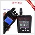 SURECOM SF401 Плюс Счетчик Частоты частотомер 27 МГц-3000 МГц Радио Счетчик Частоты метр с CTCCSS/DCS декодер