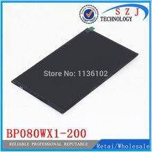 "Nuevo 8 ""pulgadas Para Huawei MediaPad T1 8.0 Pro 4G T1-823L T1-821L BP080WX1-200 LCD de Repuesto Pantalla Envío gratis"