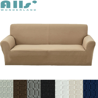 Flexible Couch Cover Waterproof And Breathable Furniture Protector Sofa Cover Polyester High Quality Decoration AWHHYX 1