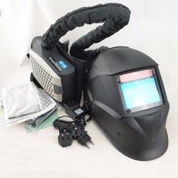 Aangedreven Luchtzuiverende Respirator Auto Lasfilters Helm Persoonlijke Beschermingsmiddelen Industrie Lassen Masker PAPR Kit