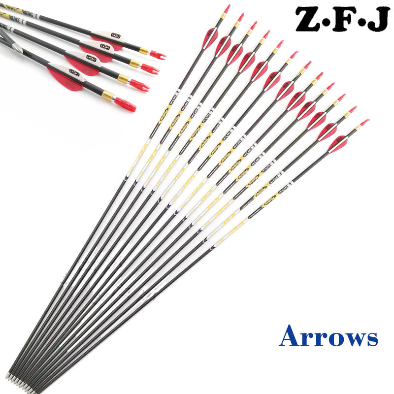 6 12 Sp350 400 450 500 600 700 750 800 Pure Carbon Arrow ID 4 2