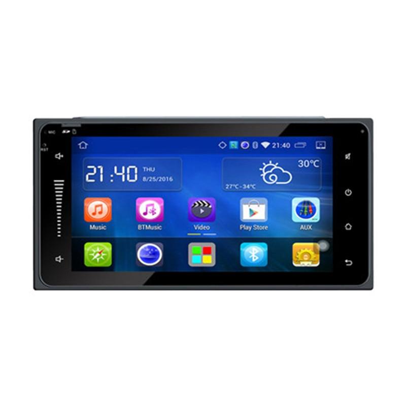 RM-TYT070 Android 5.1 Car Radio Stereo Pantalla Táctil Capacitiva de Alta Defini