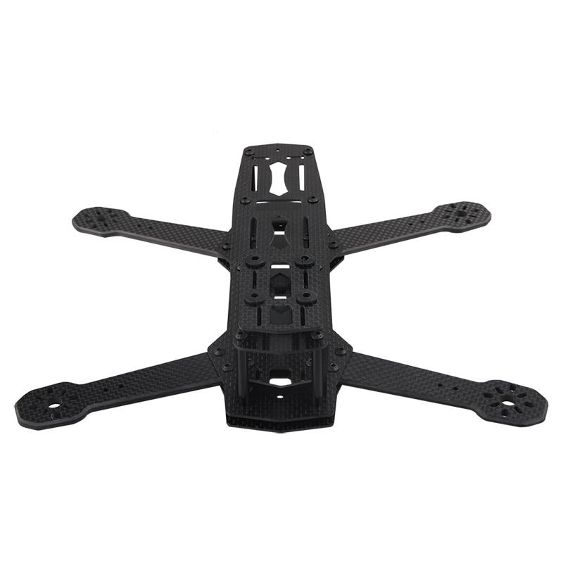 Welyand QAV 250 Pure Carbon Fiber FPV Quadcopter RC Racing Drone Frame Mini Quad Frame Holder For ZMR250 QAV250 Free Shipping gartt pluto x2 5 carbon fiber interstellar 250 mini 250 fpv quadcopter frame multi rotor drone