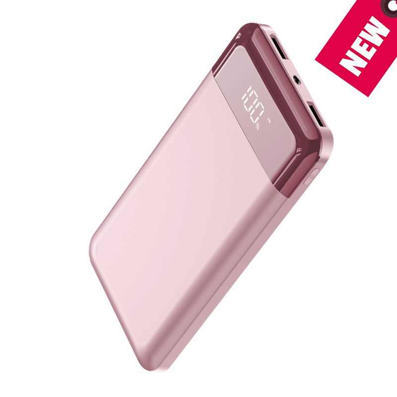 New Powerbank 30000mAh powerbank Large Capacity External Battery PoverBank USB Charging Ports for iphone XiaoMi Huawei Phones