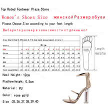 DiJiGirls Latest Women Open Toe Strappy Ankle Strap Gold Shoes