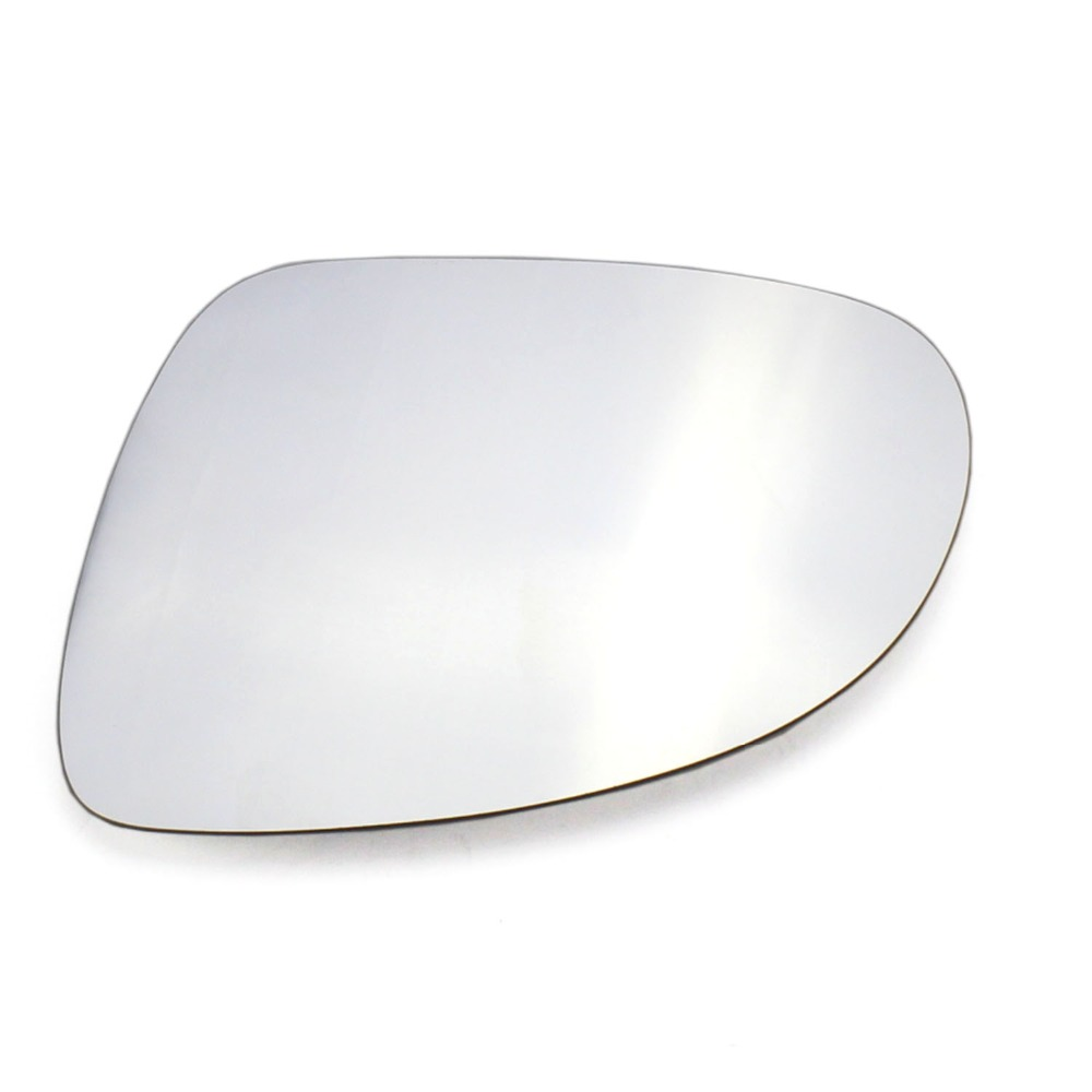 Left Heated Wing Rearview Mirror Glass for VW Volkswagen Golf Jetta MK5 Rabbit Passat B6 EOS Rabbit Superb wing mirror glass indicator for vw golf 5