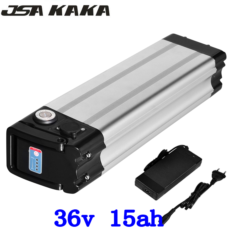 36v 15ah electric bicycle battery 36V 15AH lithium ion battery 36V 500W lithium scooter battery for Bafang BBS02 Motor Kit