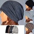 Женщины pBaggy Шапочка Джерси Шлем Громоздкая Сумка Модный Горнолыжный Обычный Корейский Шляпа