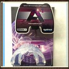 Myobrace Ортодонтическое, стоматологическое устройство A1 MRC Ортодонтическая щеточка для взрослых A1 тренер