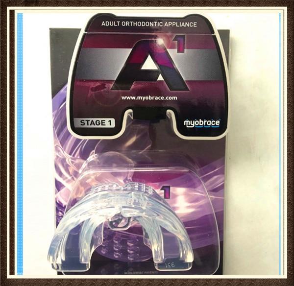 Myobrace orthodontique dentaire appareil A1 MRC orthodontique Adultes A1 formateur