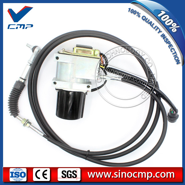 steping motor 7Y 5558 with single cable for E320L 320L excavator