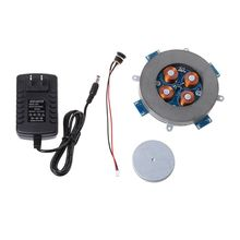 Magnetic Levitation Machine Core DIY Kit Module With LED Lamp