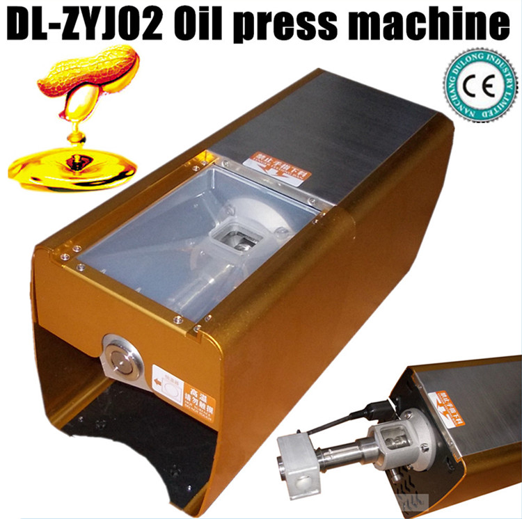 Small Soybean Oil Press Machine Stainless Steel Cold Oil Press Seed Oil Extraction Hydraulic Press Machine With CE automatic stainless steel cold press oil extraction machine heat seeds oil press machine acoconut almond nut oil extractor